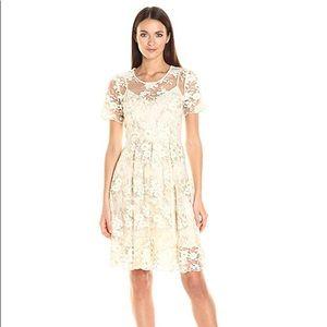 NWT T Tahari Antoinette Dress Size 10
